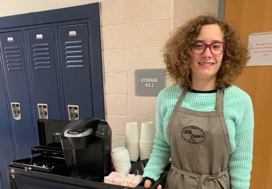 Bitty & Beau's Coffee Cart | Genesis Mini-Grant